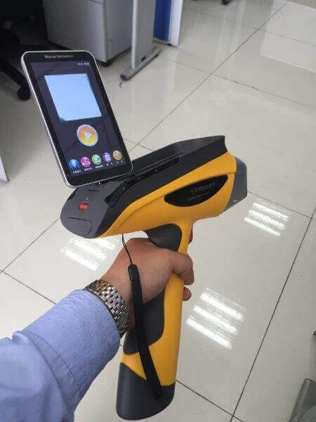 xrf analyzer rental