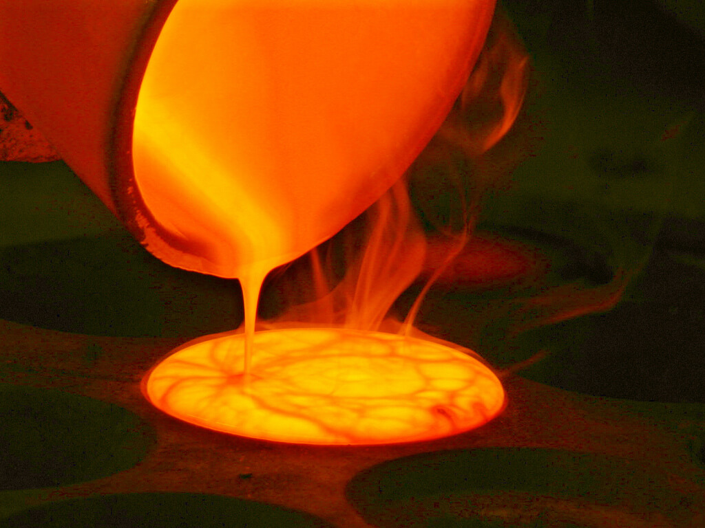 fire assay slag