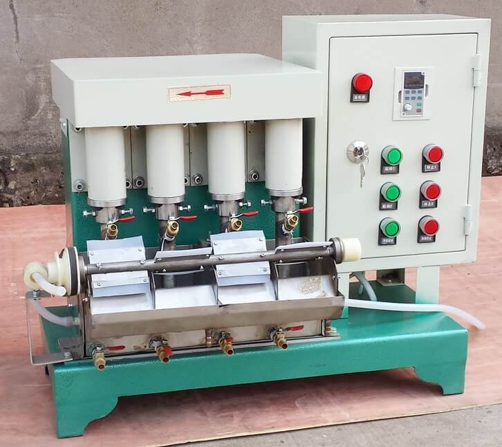 miniature froth flotation plant for laboratory concentration