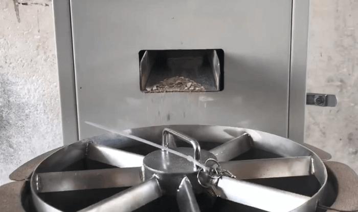 rotary sample divider splitter (5)