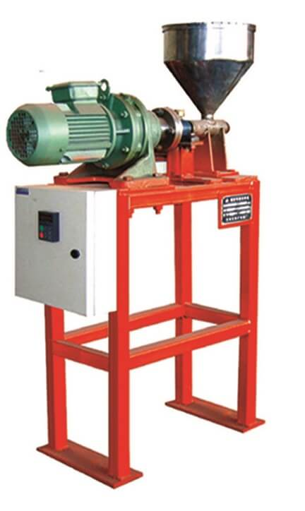 screw zinc dust feeder