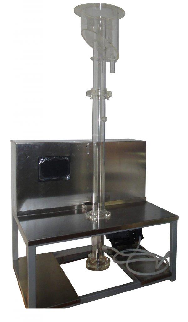 laboratory flotation column (4)