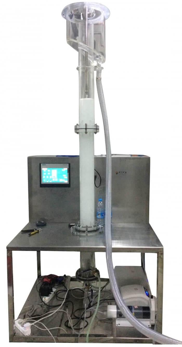 laboratory flotation column (5)
