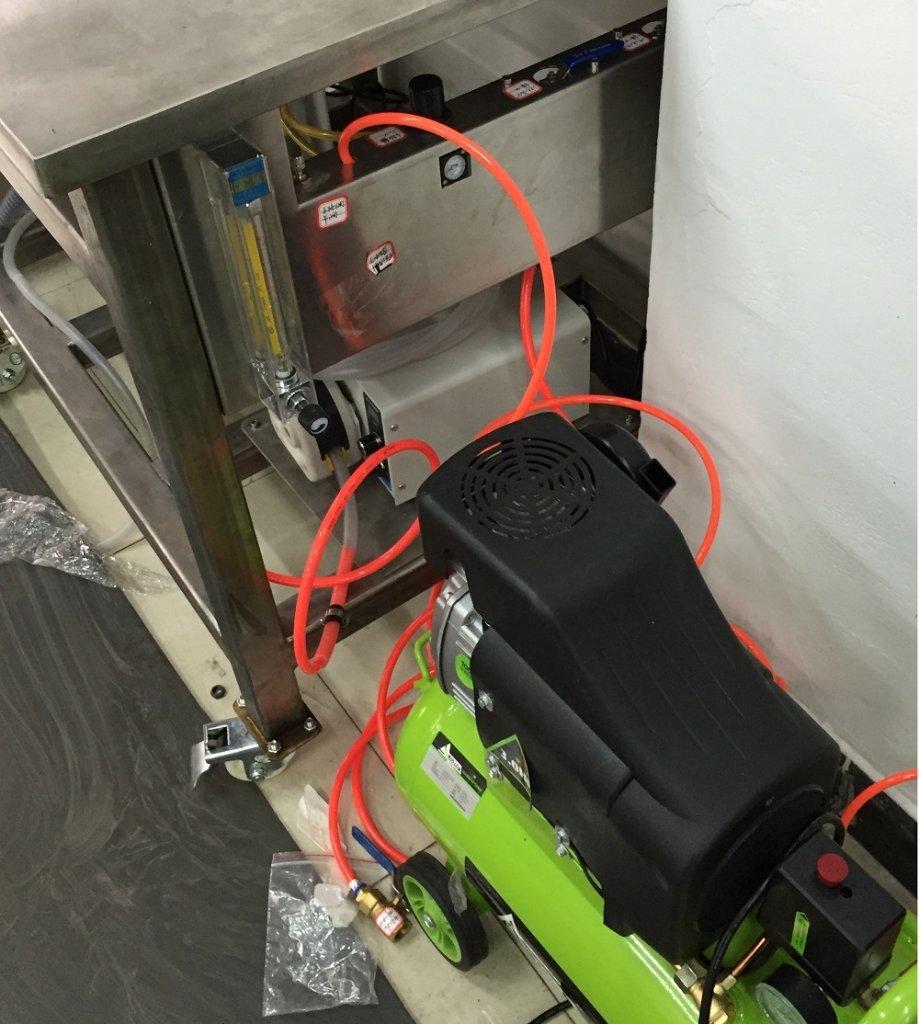 laboratory flotation column air compressor