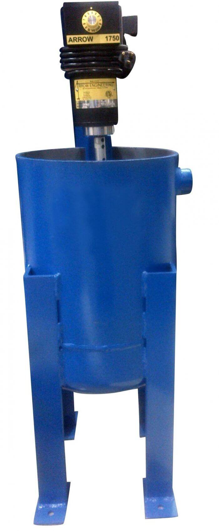 laboratory slurry agitator & tank mixer (2)