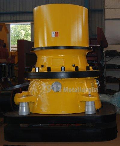 multi cylinder hydraulic cone crusher (1)
