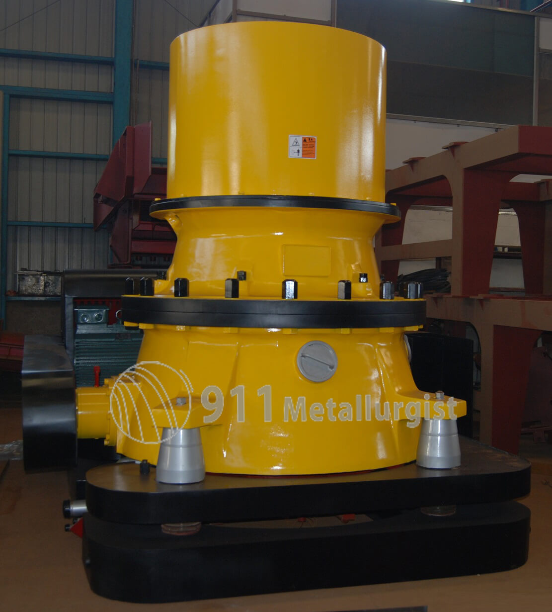 uniqueness of multi cylinder hydraulic cone crusher