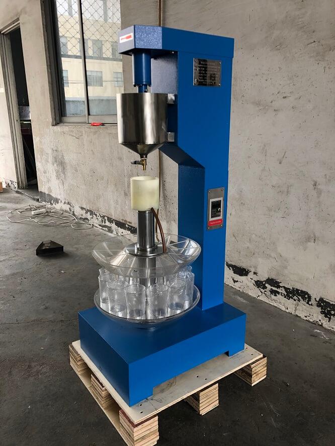 rotary slurry sample splitter divider (1)
