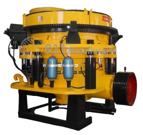 single cylinder hydraulic cone crusher (3)