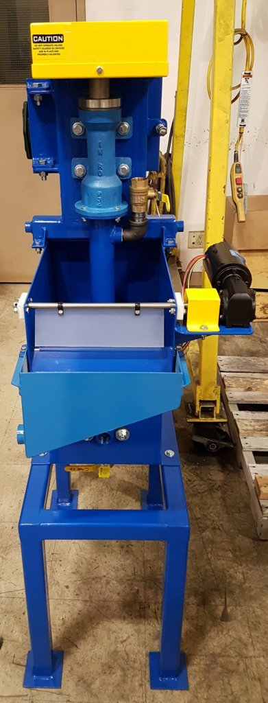 small batch flotation machine (1)