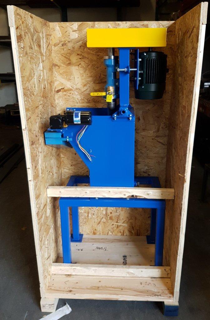 small batch flotation machine (2)