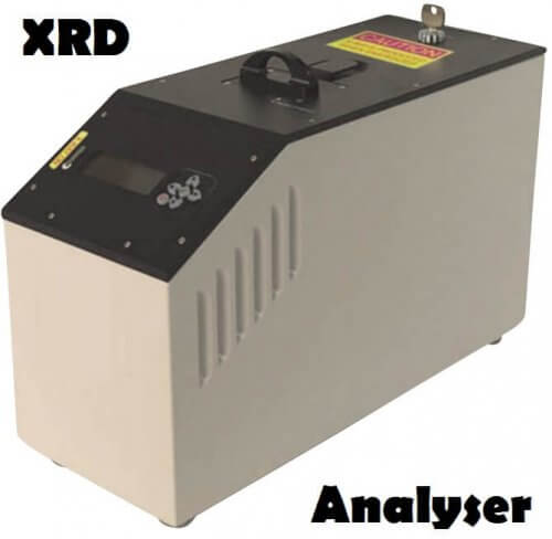 small xrd analyser