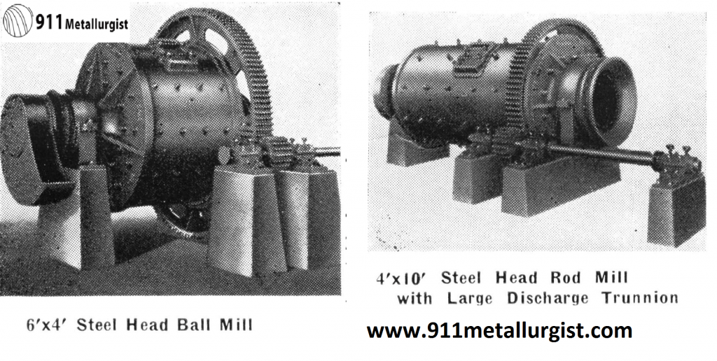 steel-head-ball-mill