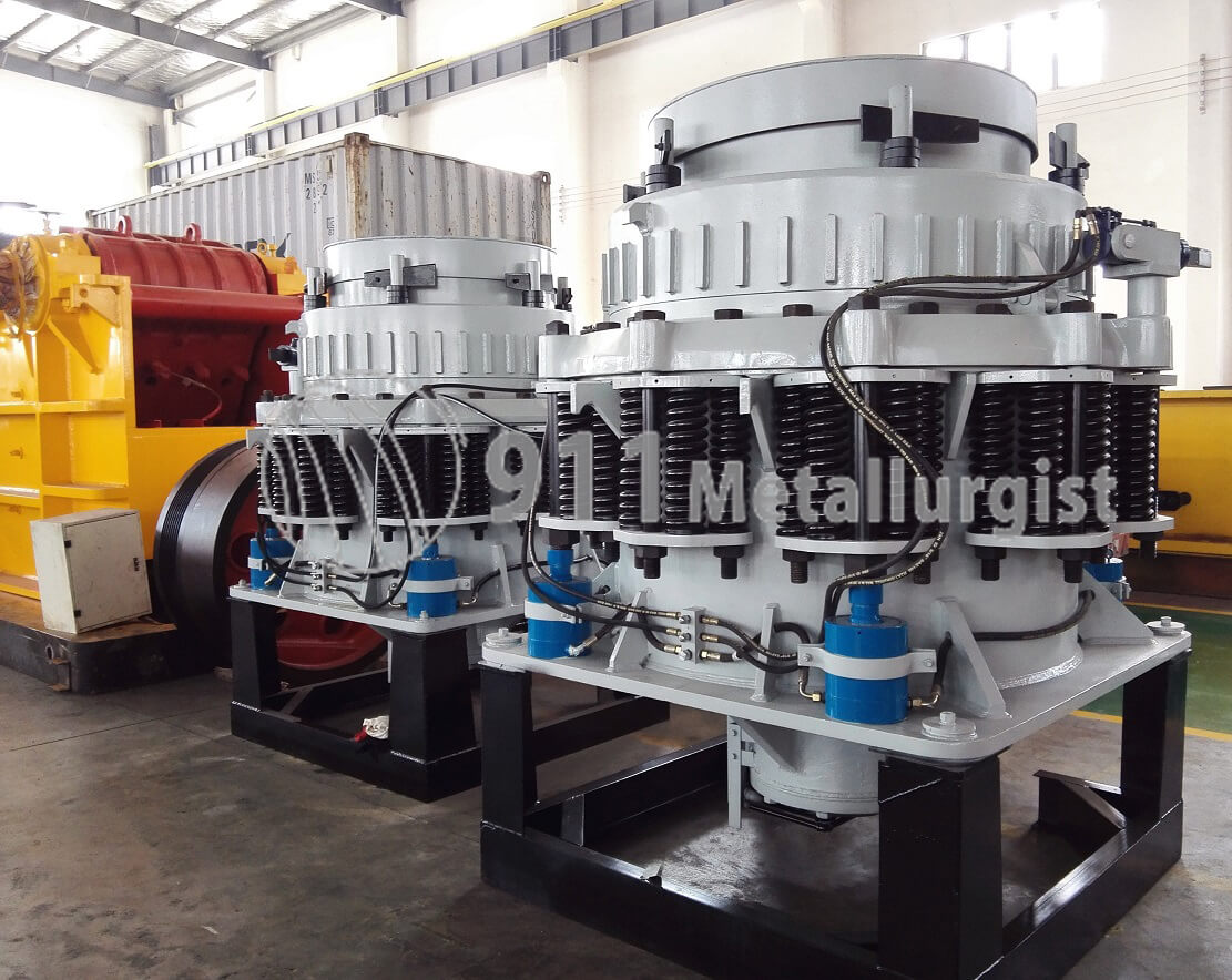necessary maintenance knowledge on cone crusher For finer crushing or reduction a symons cone crusher the the normsymons are commonly used for secondary, tertiary or quaternary crushing they do this by a different chamber design which is flatter and by operating at about twice the rotational speed of a primary-type gyratory crusher.