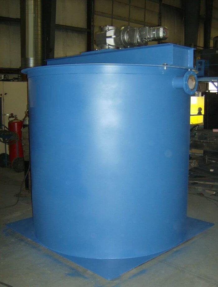 thickener tank