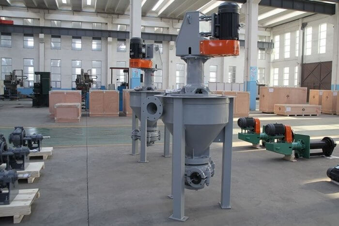 vertical froth pumps (5)