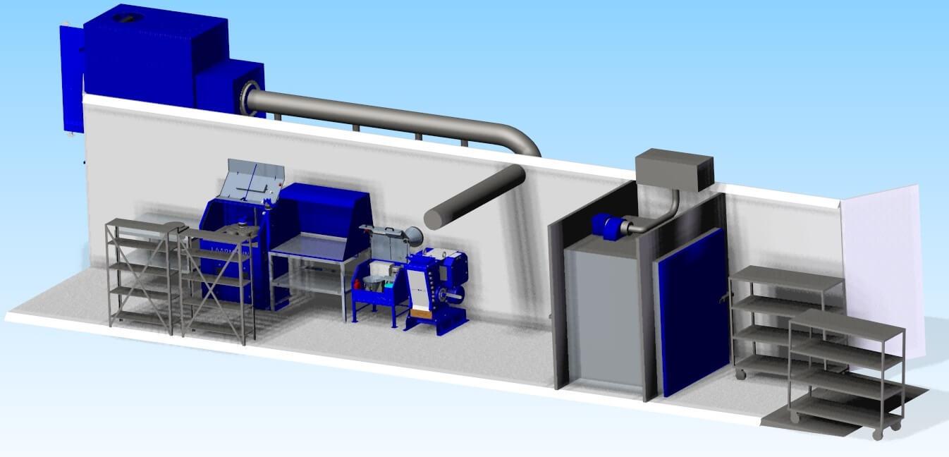 prefabricated lab building (2)