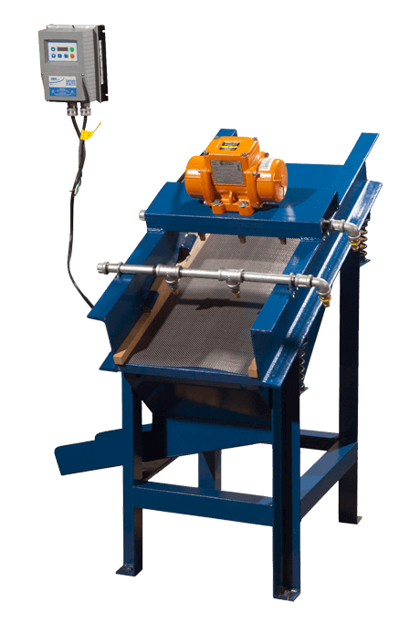 small-vibrating screen