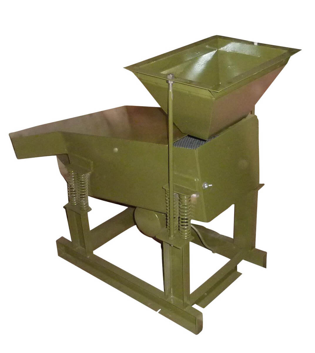 Small Amp Portable Vibrating Screen