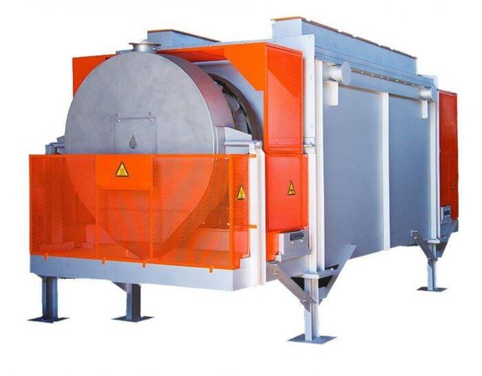 carbon regeneration kiln (2)