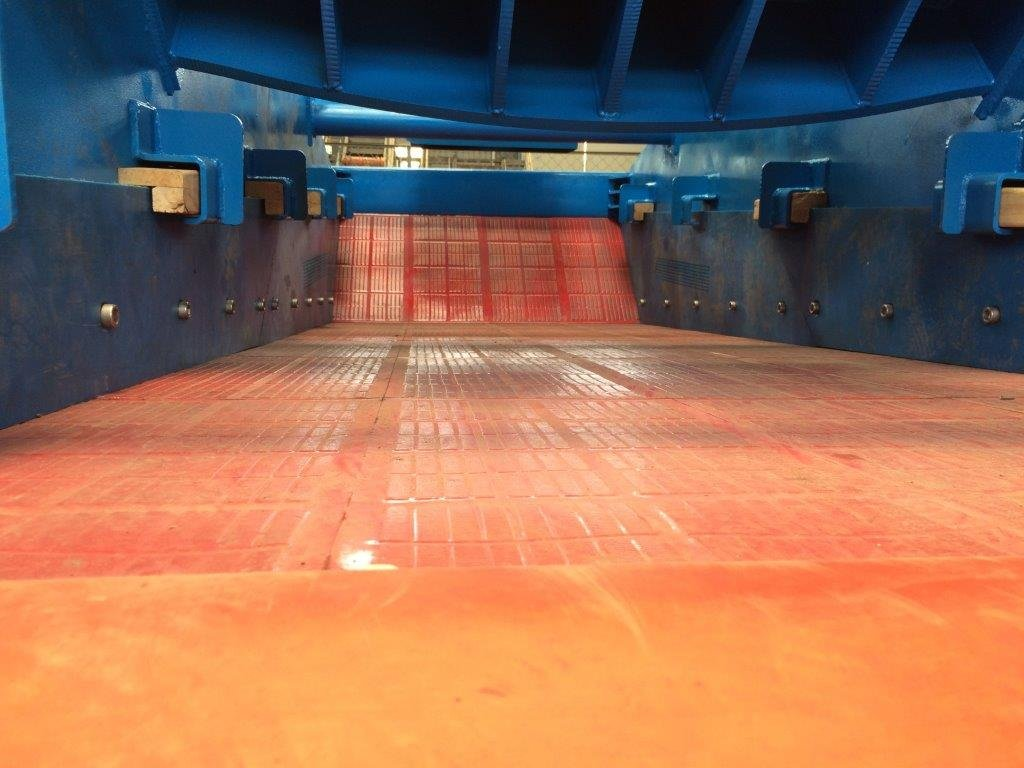 dewatering screens (15)