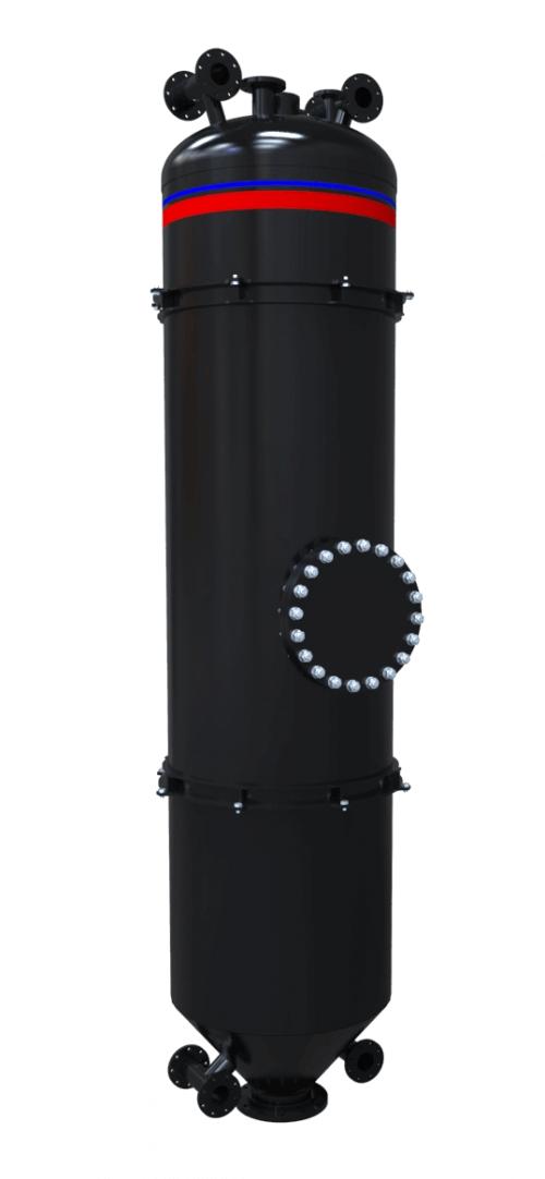 elution column