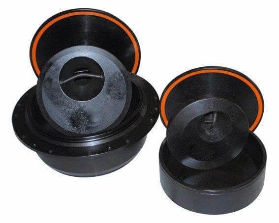 essa pulveriser replacement parts bowl ring puck (1)