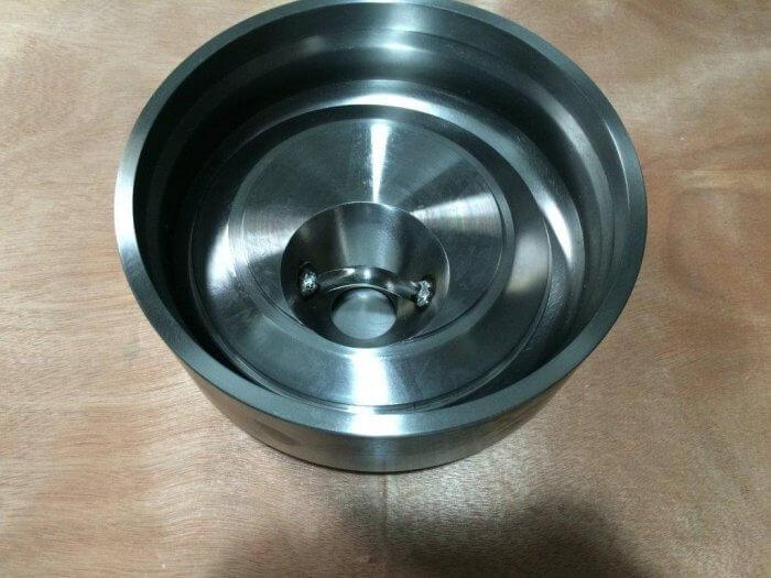 essa pulveriser replacement parts bowl ring puck (10)