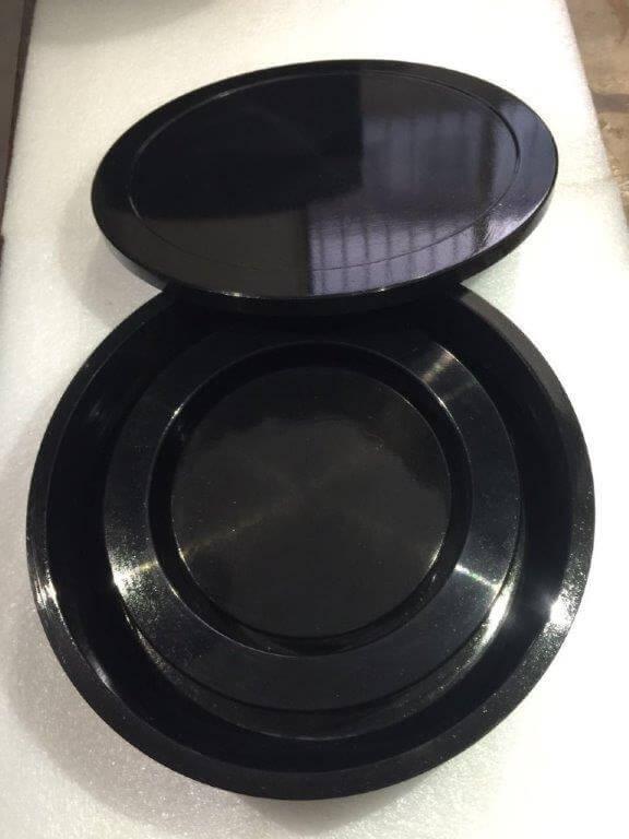 essa pulveriser replacement parts bowl ring puck (3)
