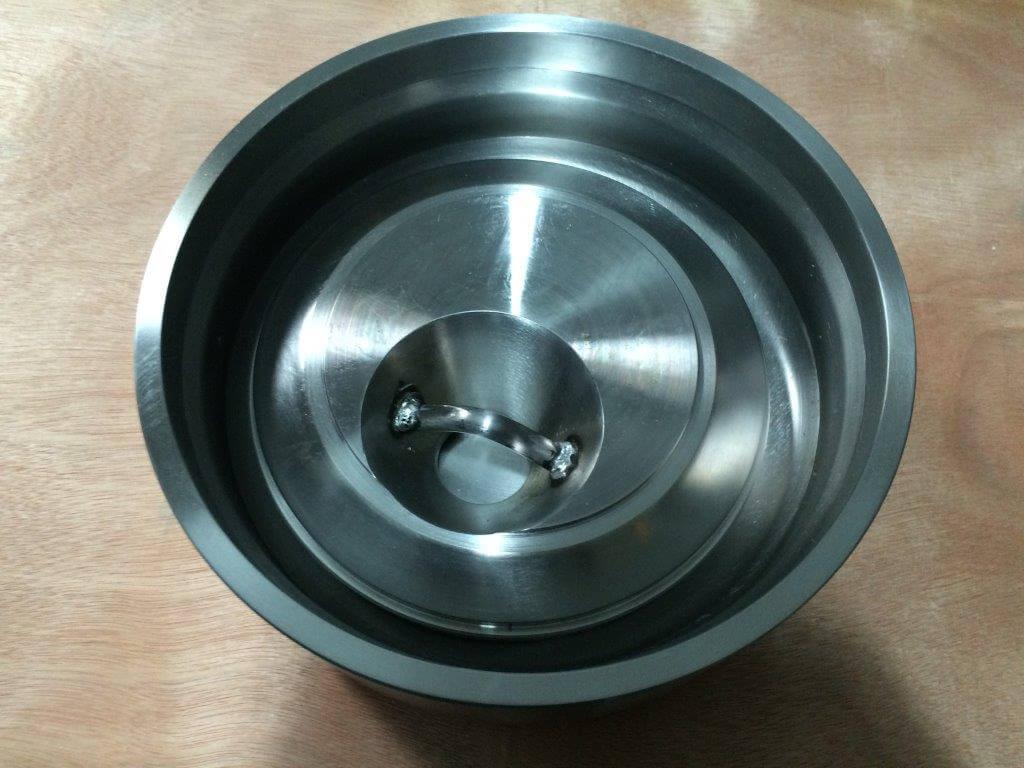 essa pulveriser replacement parts bowl ring puck (5)