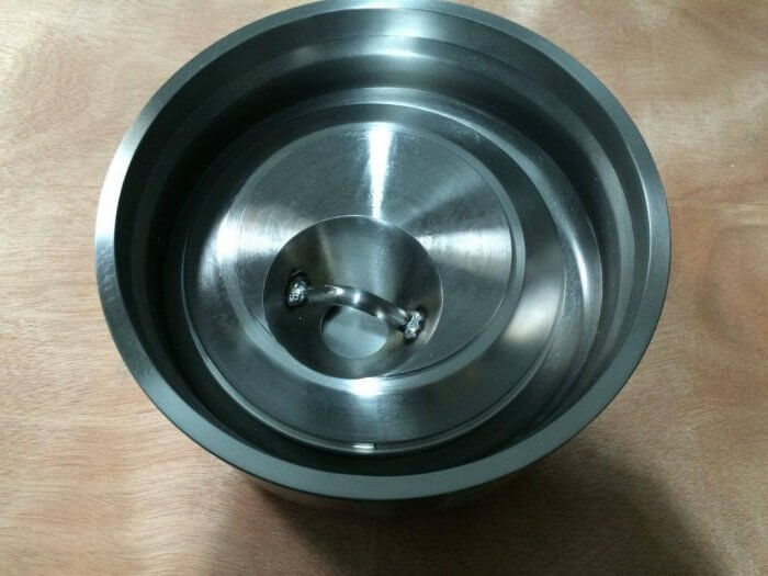 essa pulveriser replacement parts bowl ring puck (6)