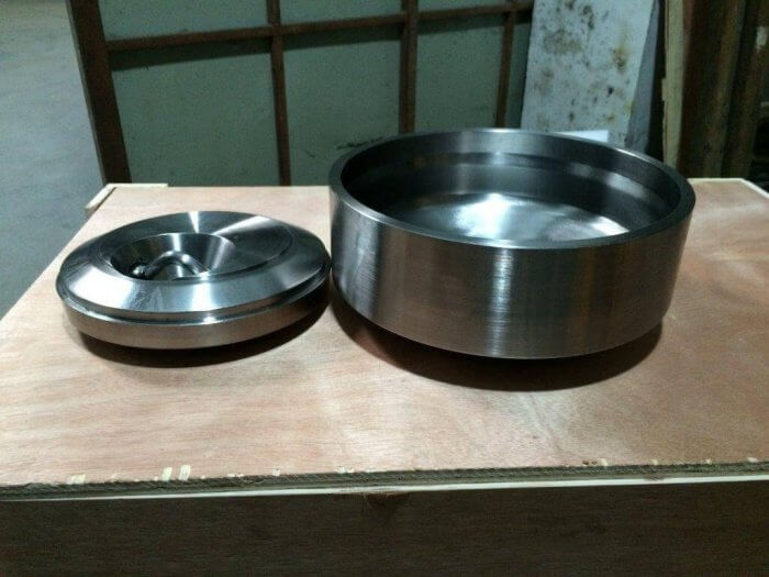essa pulveriser replacement parts bowl ring puck (9)
