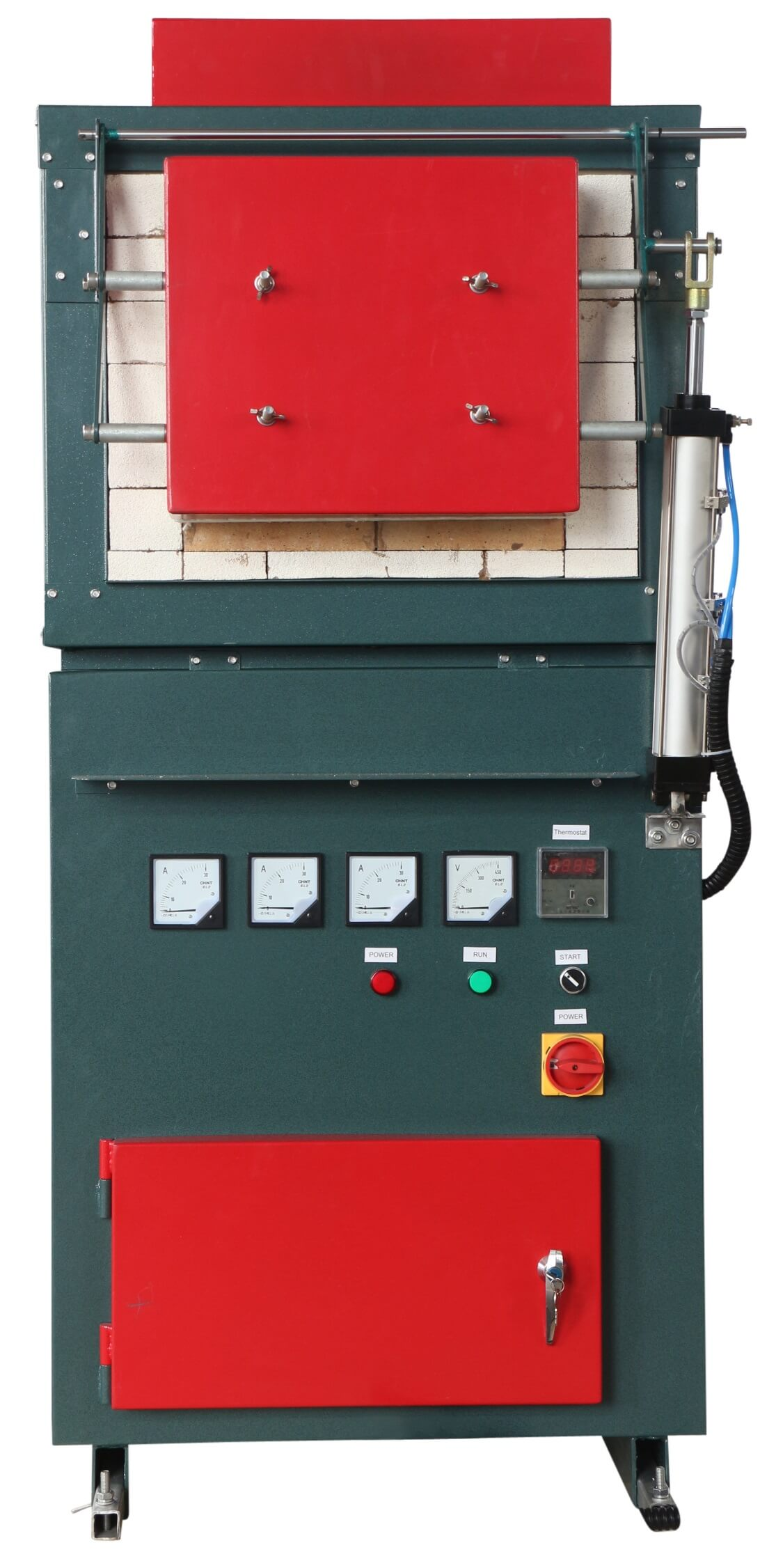 fire assay furnace