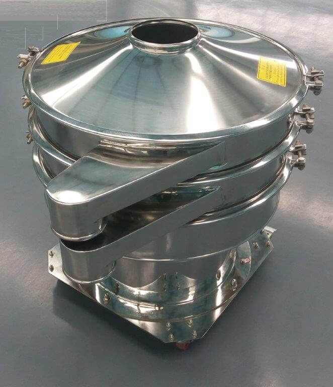 vibratory screen separator (1)