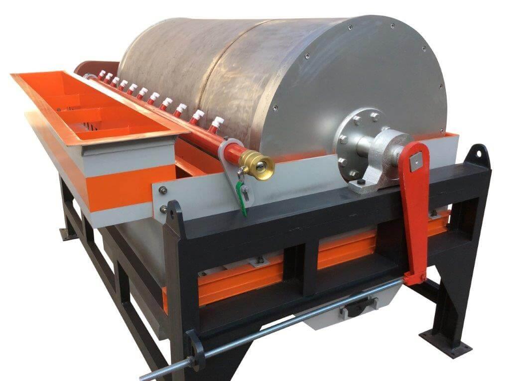 wet drum magnetic separator (2)