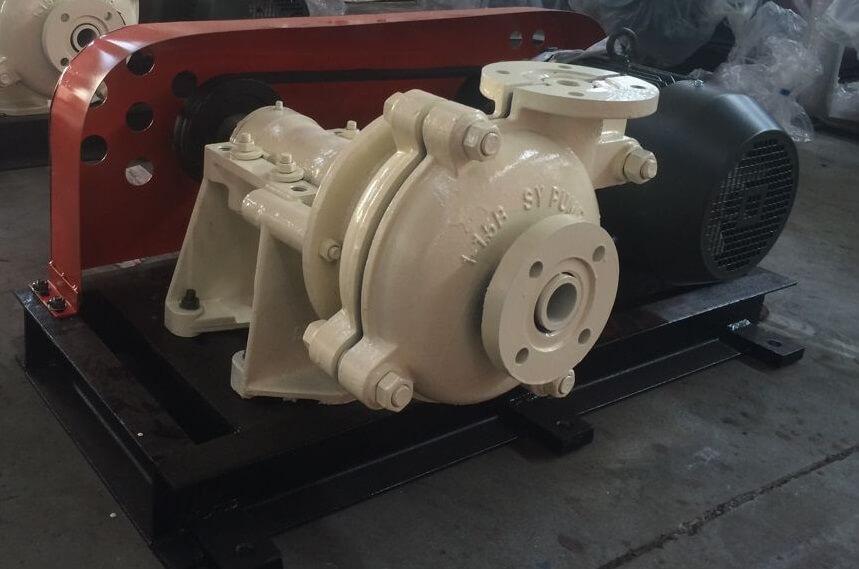 centrifugal slurry pump (7)
