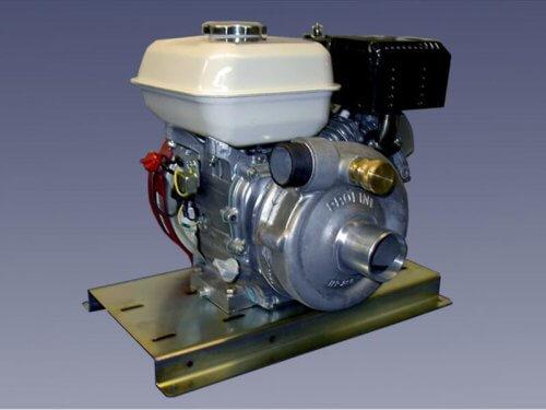 gold dredge pump gx120_hp200_det