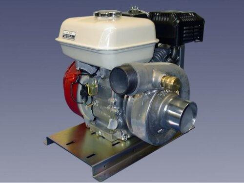 gold dredge pump_gx200_hp400_det