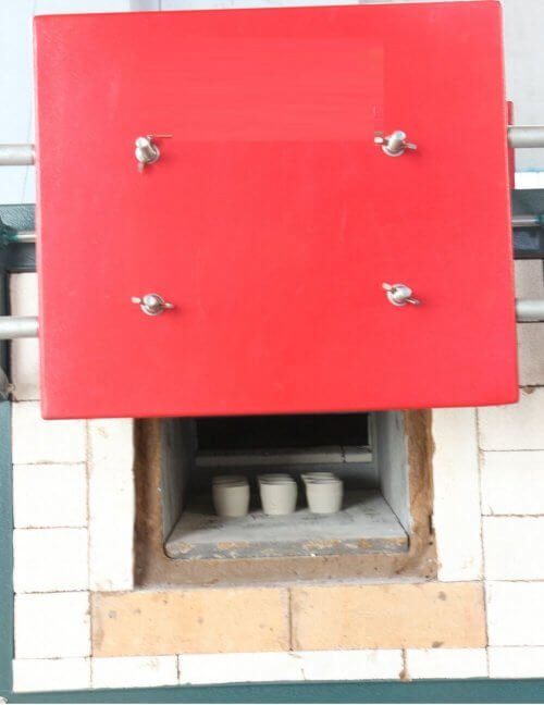 1 cupellation furnace