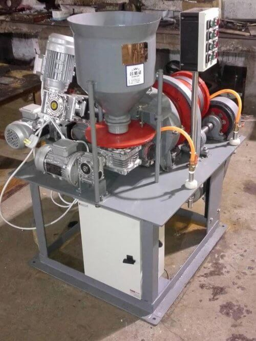small continuous pilot plant laboratory regrind mill (3)