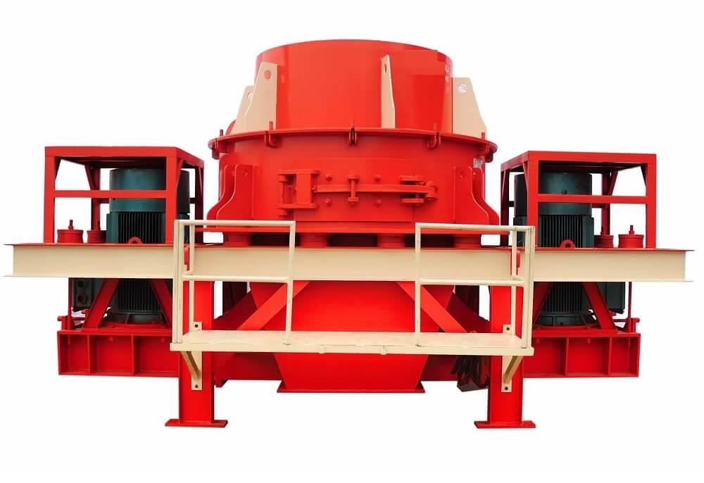 vertical shaft impact crusher (2)