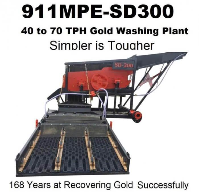 gold-wash-plant