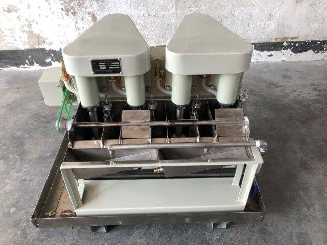 pilot plant flotation machine cells (5)