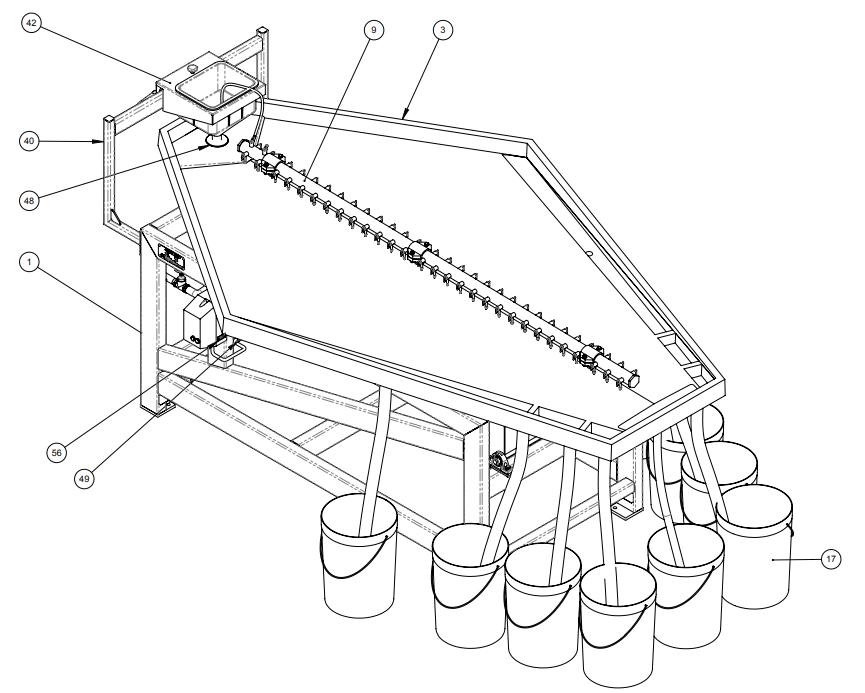 gemini shaker table