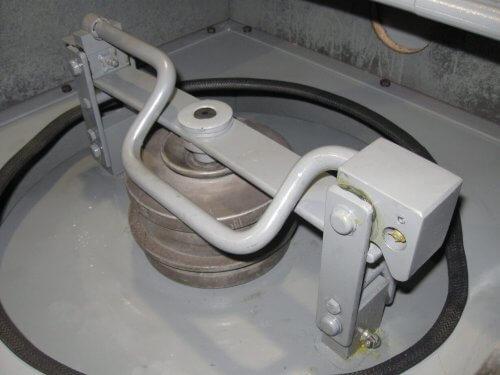 ring & puck lab sample pulveriser