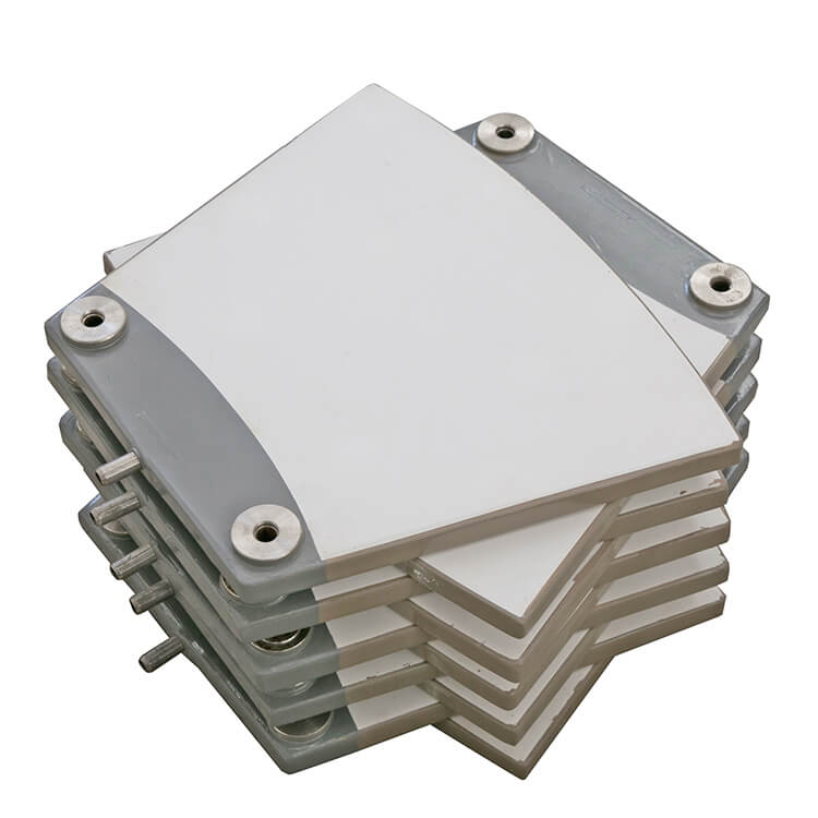 ceramic plate disk filters
