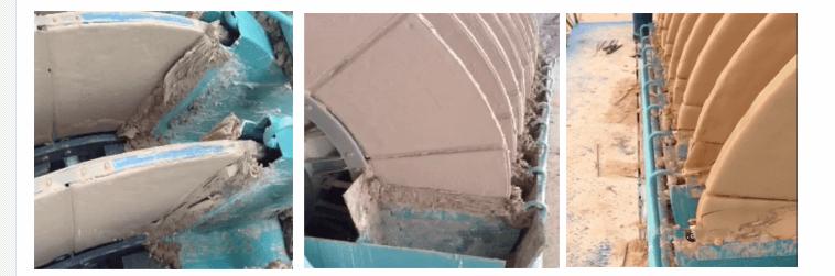 ceramic plate disk filters