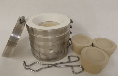 cupellation furnace