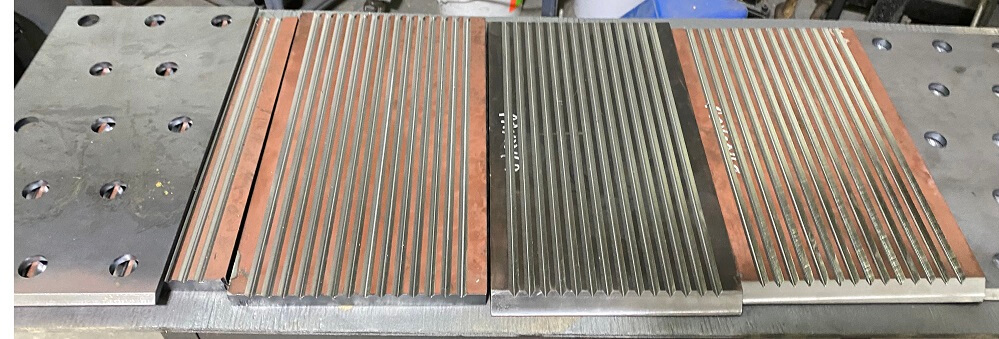 optional jaw crusher waved liners (4)