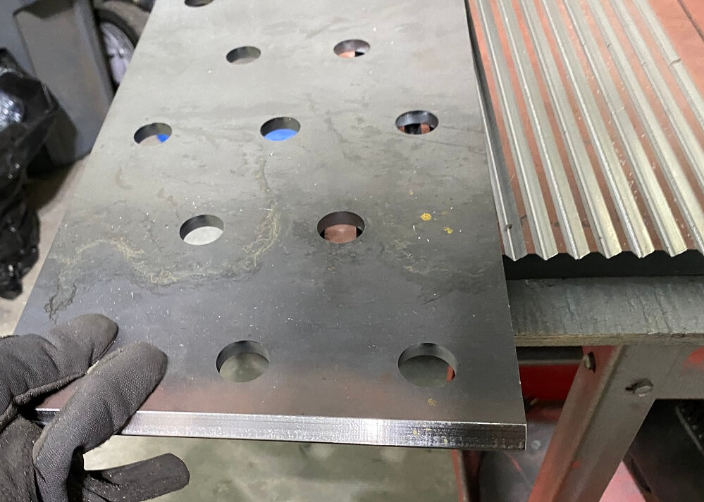 optional jaw crusher waved liners (5)